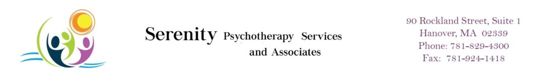 Serenity Psychotherapy Services and Associates